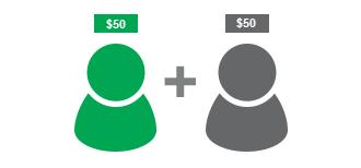 Polecenie LYNX = Bonus $50