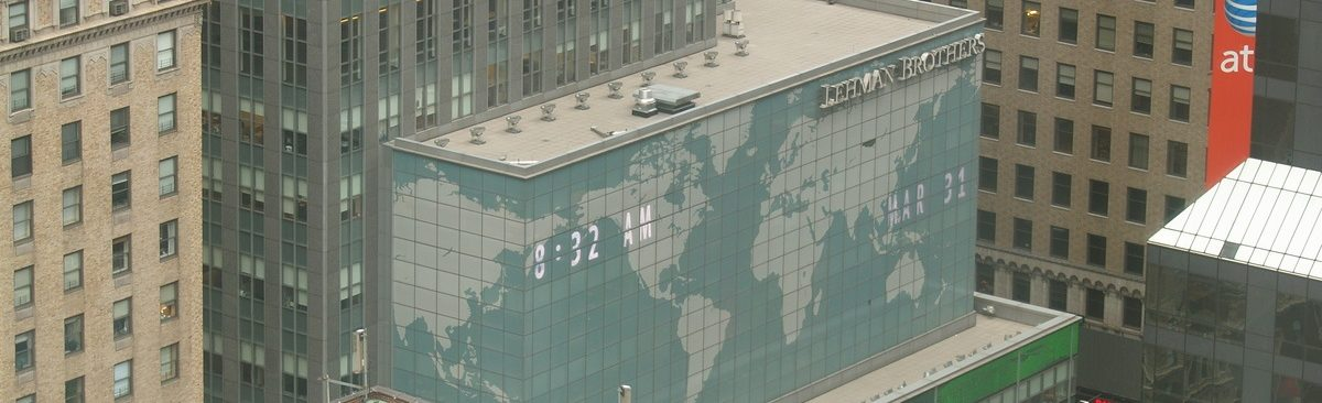 Kryzys finansowy 2008 Lehman Brothers