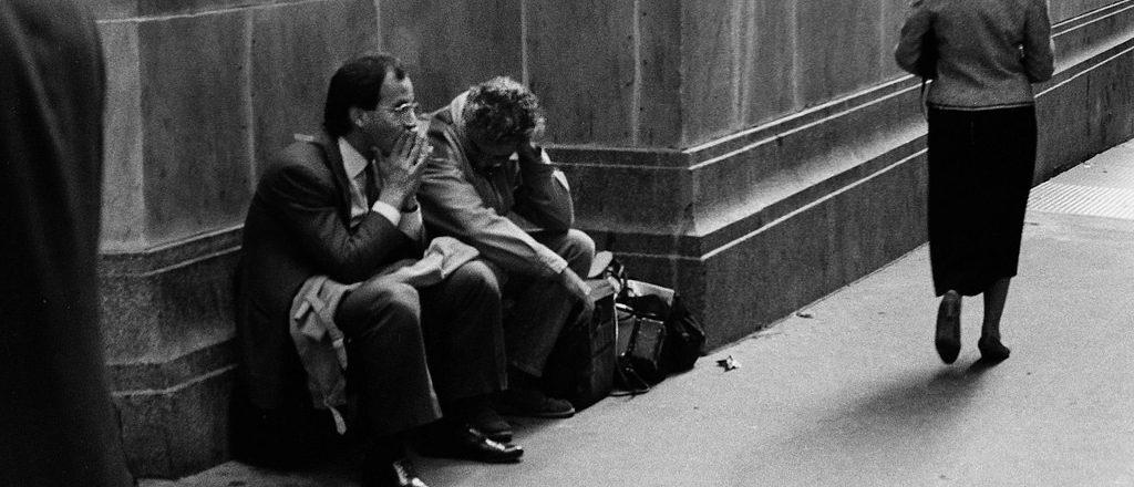 Czarny poniedziałek 1987 kryzys
