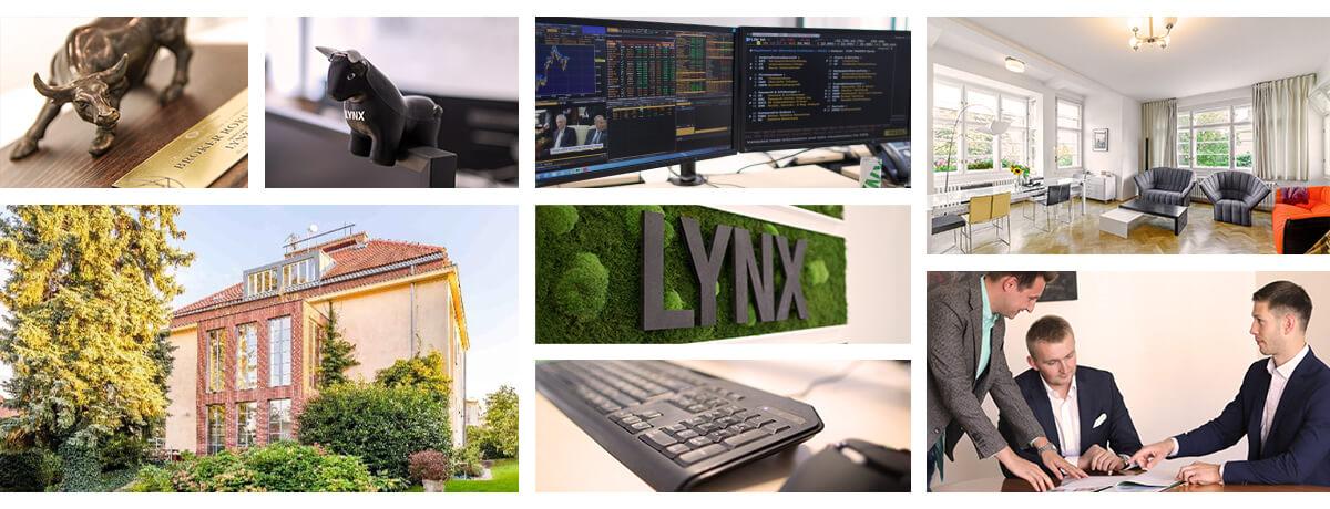 Obraz oddający jakość i profesjonalne zaplecze oraz przyjazne środowisko dla pracowników LYNX