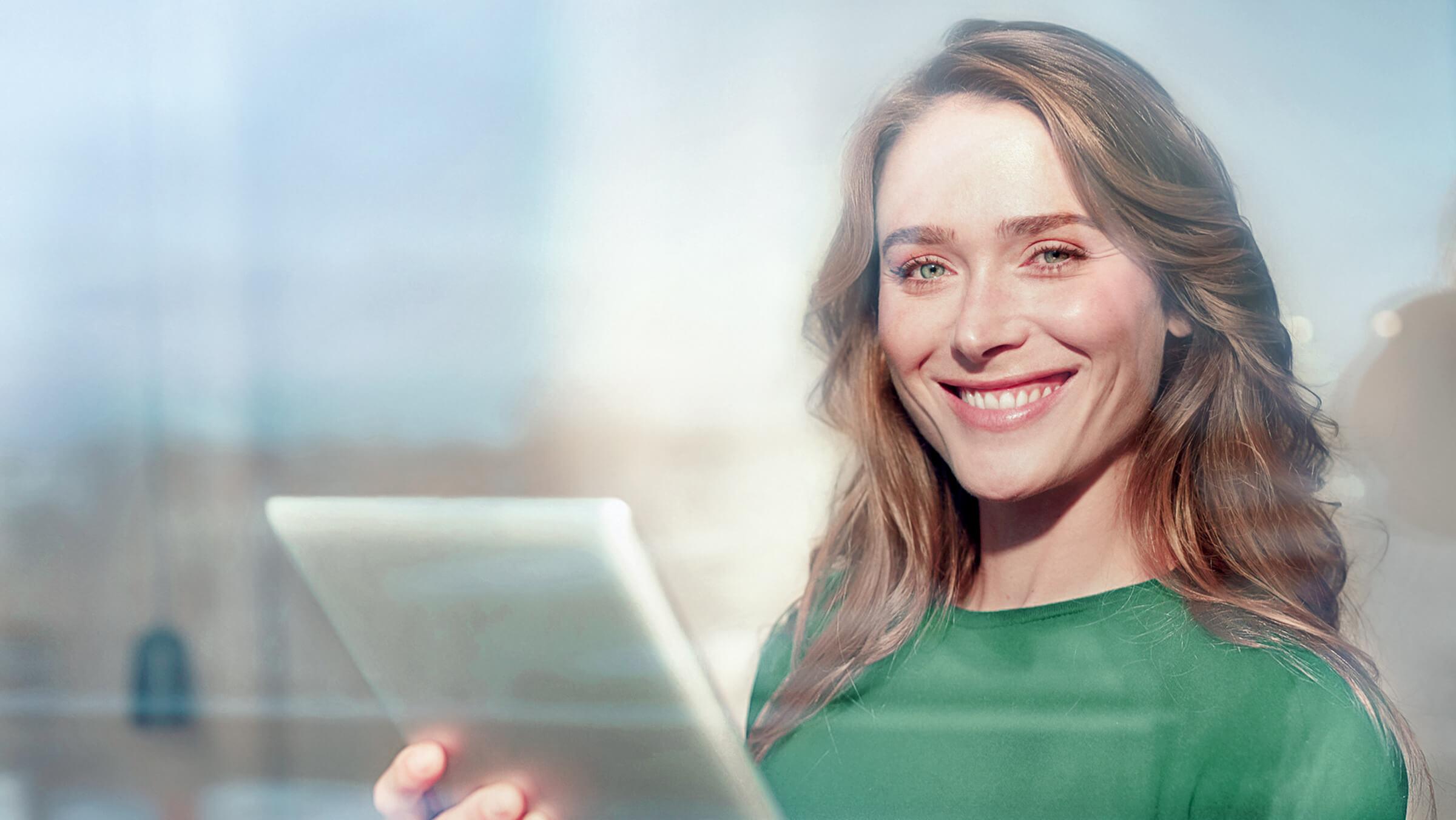 Zadowolony klient LYNX tuż po otwarciu rachunku inwestycyjnego