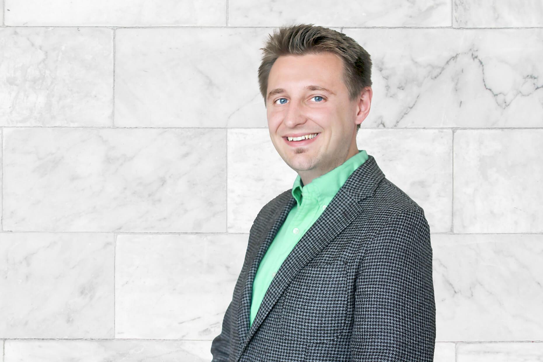 Zdjęcia kierownika czeskiego oddziału LYNX Jonas Mlynek